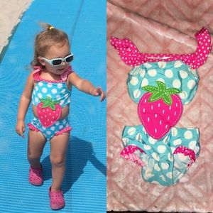 12month ADORABLE BATHING SUIT